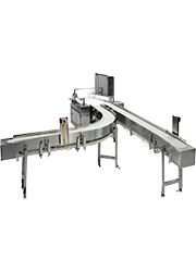 8604 Dual Infeed Conveyor System