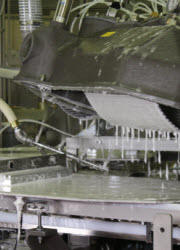 Automated Equipment Cleaning Retrofit